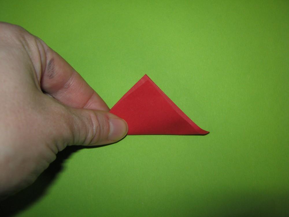 Martisoare cu buburuze origami (3/6)