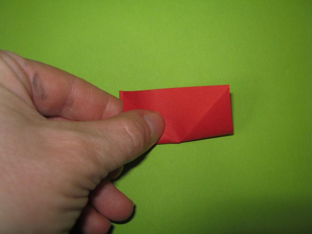 Martisoare cu buburuze origami (4/6)