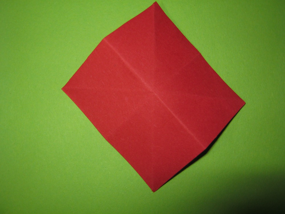 Martisoare cu buburuze origami (5/6)