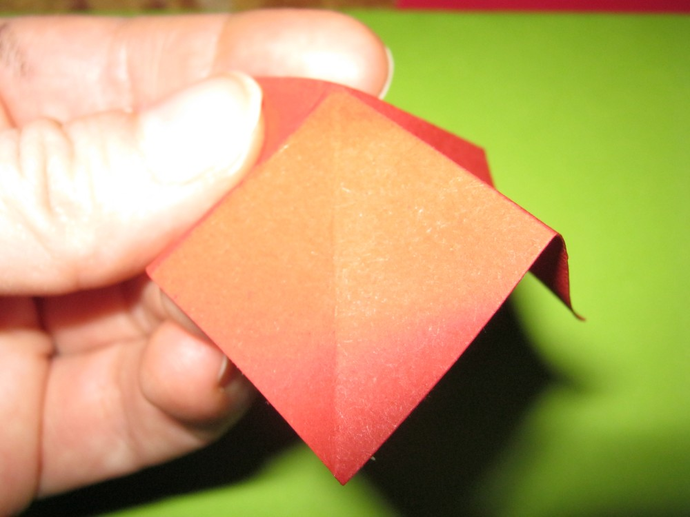 Martisoare cu buburuze origami (6/6)