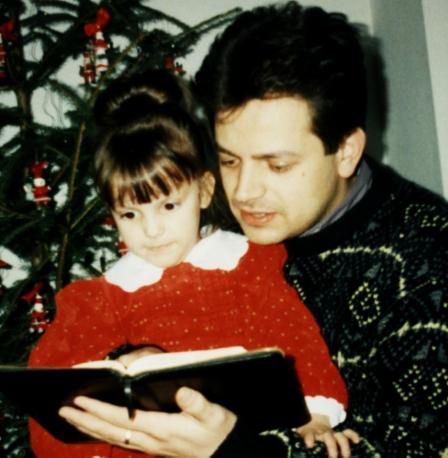 marius cu neriah citind din biblie mai aproape